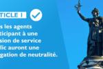 Neutralité Agents Serv Publics